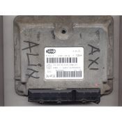 Defecte Ecu Fiat Panda 1.1 IAW 4AF.SS 51793113