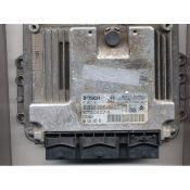 Defecte Ecu Peugeot 206 1.4HDI 0281011089 EDC16C3