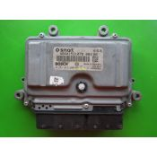 Defecte ECU Calculator Motor Smart Fortwo 0.8CDI A6601531079 0281013346 EDC16C32