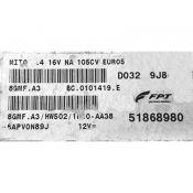 ECU Calculator Motor Alfa Romeo Mito 1.4 51868980 8GMF.A3 {