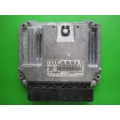 ECU Calculator Motor Audi A3 2.0TDI 03L906018AG 0281016372 EDC17C46 {