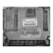 ECU Calculator Motor Audi Q5 2.0TDI 03L906018ML 0281017833 EDC17C46 {