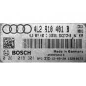 ECU Calculator Motor Audi Q7 3.0TDI 4L2910401B 0281018301 EDC17CP44 {