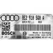ECU Calculator Motor Audi S4 4.2 8E2910560A 0261208853 ME7.1.1 {