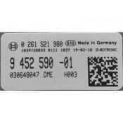 ECU Calculator Motor Mini Cooper 1.5 9452590 0261S21980 MG1CS201 {