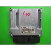 ECU Calculator Motor Bmw X3 2.0D DDE8506373 0281016065 EDC17CP02
