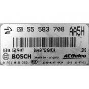 ECU Calculator Motor Chevrolet Aveo 1.3CDTI 55583708 0281018383 EDC17C59