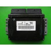 ECU Calculator Motor Chevrolet Kalos 1.2 96376652 S010016040B0 1BFF KEMSCO 4R