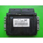 ECU Calculator Motor Chevrolet Matiz 1.0 96417301 5WY5442G NZ Sirius D42