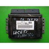 ECU Calculator Motor Chevrolet Lacetti 1.4 96435547 5WY1E01D KA Sirius D42