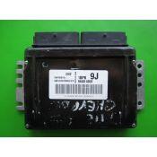 ECU Calculator Motor Chevrolet Matiz 1.0 96801808 5WY5451A 9J Sirius D42