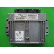 ECU Calculator Motor Citroen Berlingo 1.4 9643134380 21646092 S2000-24