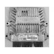 ECU Calculator Motor Citroen C2 1.4HDI 9651397480 5WS40075C-T SID804