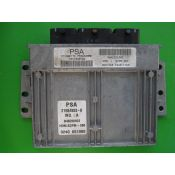 ECU Calculator Motor Citroen C3 1.4 9652808580 21584653 S2PM-380