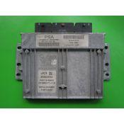 ECU Calculator Motor Citroen Berlingo 1.4 9657018780 21585171 S2000PM2