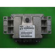 ECU Calculator Motor Citroen C4 1.4 9657429380 9653979480 IAW 6LP2.05