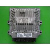 ECU Calculator Motor Citroen C4 2.0HDI 9660508080 5WS40341B-T SID803A