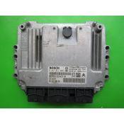 ECU Calculator Motor Citroen C3 1.6HDI 9661769080 0281011804 EDC16C34