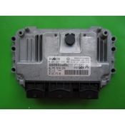 ECU Calculator Motor Citroen C4 1.6 9662307380 0261208899 ME7.4.5