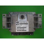 ECU Calculator Motor Citroen C3 1.4 9665347580 9654596080 IAW 6LPC.101