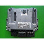 ECU Calculator Motor Citroen C4 1.6 9666104280 0261S04690 MEV17.4