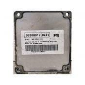 ECU Calculator Motor Daewoo Lanos 1.4 12201599 DLBY FW {