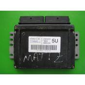 ECU Calculator Motor Daewoo Matiz 0.8 96291050 S010012001D0 1AFM KEMSCO D3