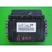 ECU Calculator Motor Daewoo Nubira 1.6 96378045 S010016006D2 1ALD KEMSCO 4R