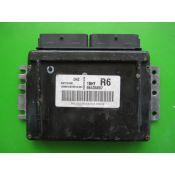 ECU Calculator Motor Daewoo Tacuma 1.6 96435897 5WY1E09B 1BHT Sirius D42