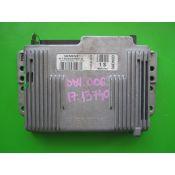 ECU Calculator Motor Daewoo Matiz 0.8 K115000002G 96351734 1S
