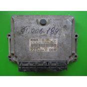 ECU Calculator Motor Fiat Doblo 1.9JTD 55195358 0281011854 EDC15C7