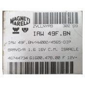 ECU Calculator Motor Fiat Bravo 1.6 46744734 IAW 49F.BN {