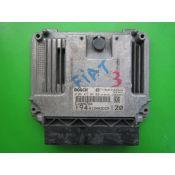 ECU Calculator Motor Fiat Croma 1.9JTD 51804784 0281012961 EDC16C39 {