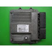 ECU Calculator Motor Fiat Idea 1.3JTD 51826699 6JF.M4