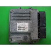 ECU Calculator Motor Fiat Grande Punto 1.3JTD 51854490 6F3
