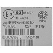 ECU Calculator Motor Fiat Grande Punto 1.4 51857110 IAW 5SF8.P2 {