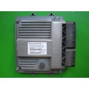 ECU Calculator Motor Fiat Grande Punto 1.3JTD 51871688 6F3.PL HW04P