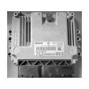 ECU Calculator Motor Fiat Doblo 1.6 JTD 51915429 0281018698 EDC16C39