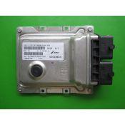 ECU Calculator Motor Fiat 500 1.2 52018615 9GF.T6 EURO6