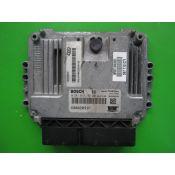 ECU Calculator Motor LDV Maxus 2.5TD 43002031F 0281012165 EDC16C39