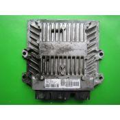 ECU Calculator Motor Citroen C2 1.4HDI 9663483180 5WS40572B-T SID806 {