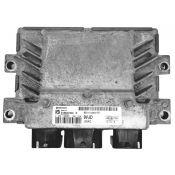 ECU Calculator Motor Ford Fiesta 1.25 BV21-12A650-FD EMS2102