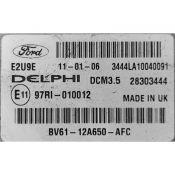 ECU Calculator Motor Ford Focus 2.0TDCI BV61-12A650-AFC DCM3.5