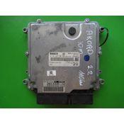ECU Calculator Motor Honda Accord 2.2CDTI 37820-RL0-G24 0281015301 EDC17CP06