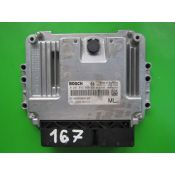 ECU Calculator Motor Honda Civic 2.2 37820-RSR-E14 0281012660 EDC16C7 {