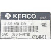 ECU Calculator Motor Hyundai Elantra 1.6 39140-26730 9030930433F {
