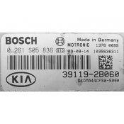 ECU Calculator Motor Kia Ceed 1.4 39119-2B060 0261S05836 M7.9.8