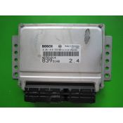 ECU Calculator Motor Lancia Lybra 2.4JTD 46761014 0281010339 EDC15C7 {