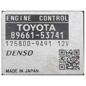 ECU Calculator Motor Lexus IS220 2.2 89661-53741 175800-9491 {