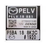 ECU Calculator Motor Mazda CX-5 2.0 PELV18881 2798001540 {